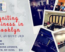 718Ads/ Igniting Business in Brooklyn Friday, August 3, 2018 8AM