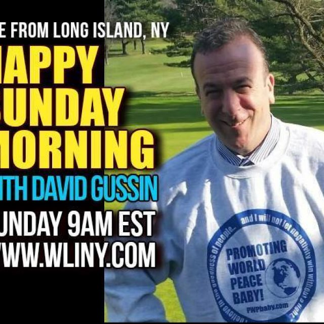 Happy Sunday Morning! Sunday March 18, 2018 9AM – Tune In!!!