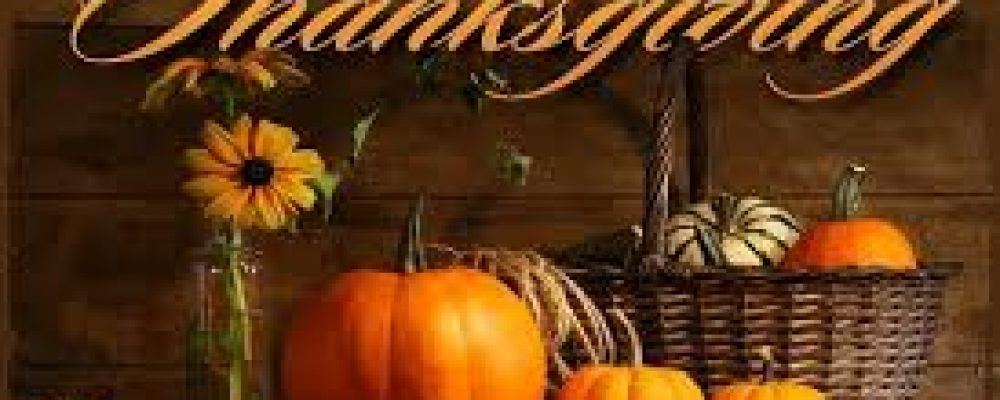 TODAY 12PM Pre – Thanksgiving Zoom, December Dates, Quick Hits …