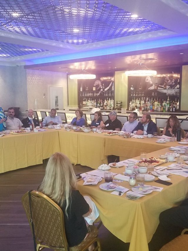 718Ads… Business Networking Breakfast