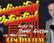 TONIGHT 6PM … TUNE IN!!! Unlimited Potential