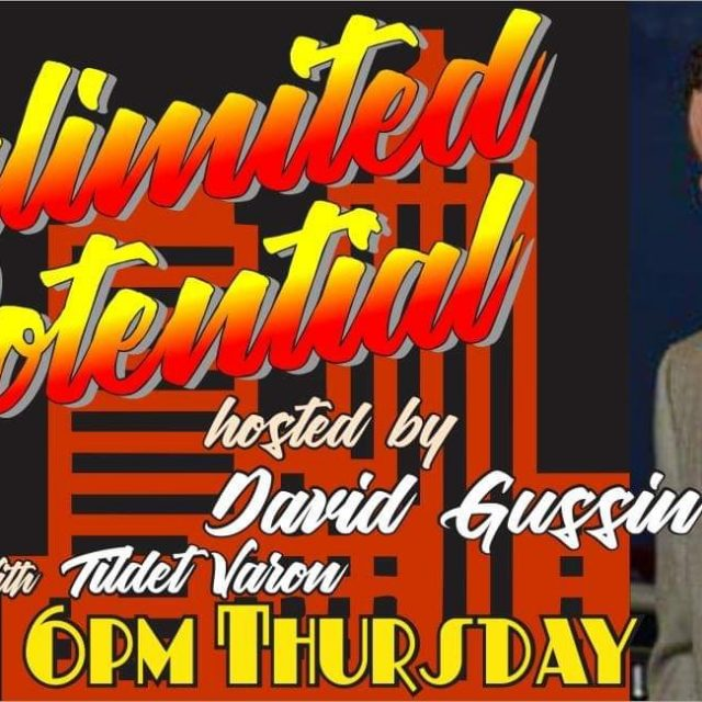 TUNE IN: Thursday, June 6, 7PM Unlimited Potential /Produced by Rockstar Studios